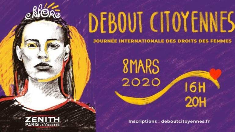 Journée Internationale des Droits de La Femme le 8 mars 2020